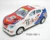 Friction F1 car toys