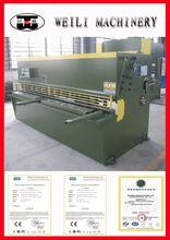 Professional OEM/ODM Design Advanced 100ton industrial guaranteed hydraulic shearing machine