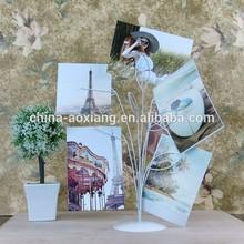 Metal Picture Displayer - Photo Displayer Christmas Gift matboard photo frame multi