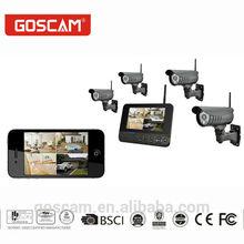 "7"" LCD monitor CCTV System"