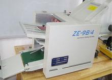 ZE8B-4 Semi Auto Instruction Book Folding Machine