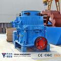 Henan, profissional chinês cone crusher fornecedor da máquina