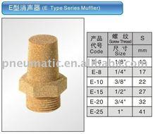 E Type Series auto Muffler