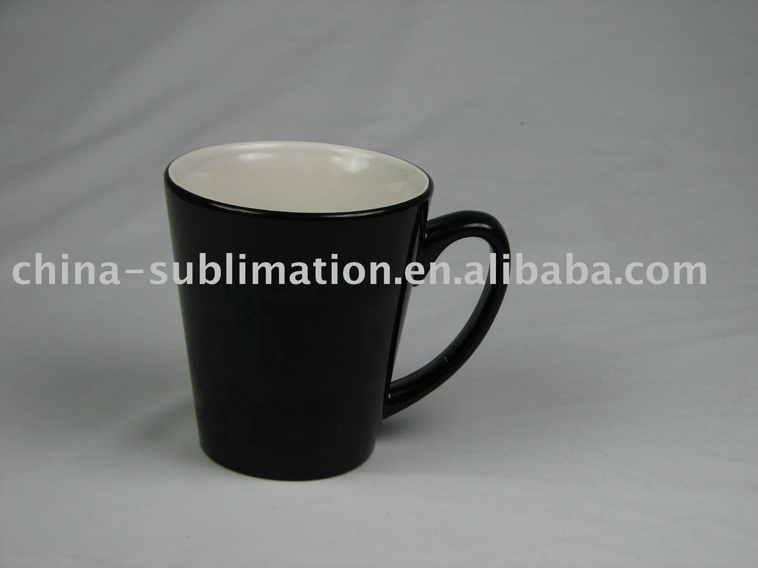 Sublimation 12 oz Sublimation Latte Mug (CCLatte12)