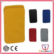 SEDEX Factory fashion new style felt custom design cell phone case