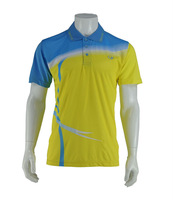 man yellow brand wholesale all over print the mountain t-shirt