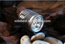 UGOE Pilot 5 cree XML-L2 super powerful 4000lumens newly released bicycle decorative led light