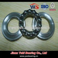most popular europe product Logo printing single row thrust ball bearing 51415