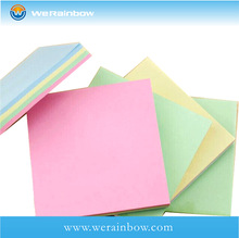 customized office green sticky note