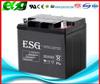 AGM 12V 24ah of ups storage battery