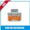 promotional custom car vent clips air freshener