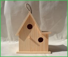Hot selling High Quality Wooden Birdhouse