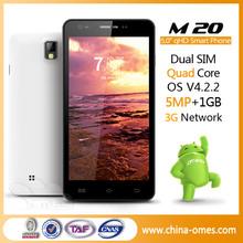 OEM 5inch mtk6582 quad core 1G+4G pda mobile phone