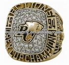 Replica 1994 B C Lions CFL Grey Cup Championship ring for different players