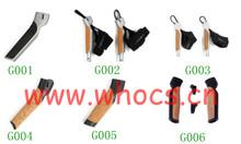 GS/TUV Cheap Nordic Walking Sticks/walking pole handle/grip/strap/foot/pad/tip