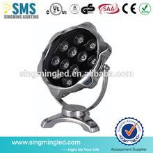 IP68 Stainless Steel 12W Underwater Pool Light LED