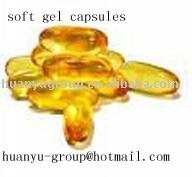 Wheat Germ / Vitamin E Soft Gel Capsule