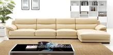 W29 Modern italian genuine leather sofa/leather Sofa free shipping