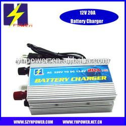 20A 12v solar battery charger for car lead acid 150ah-200ah