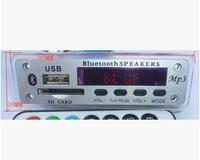 12V bluetooth decoder module support USB/SD card switch