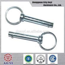 Top grade economic anniversary metal pin