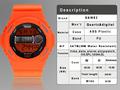 2014 skmei mais populares da moda e lindo relógio de pulso dispositivo de rastreamento gps para crianças quente china produtos por atacado