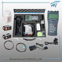 High Accuracy Easy Operating Handheld Ultrasonic Flowmeter