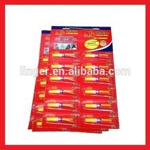 Best quality mini PRIMERA super glue