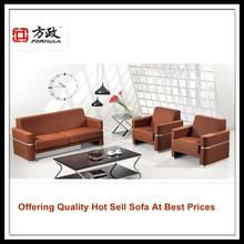 F6007 nicoletti italian leather sofa