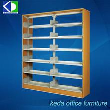 Exporting Wooden Panel Qualified Book Shelf, Steel Bookshelf