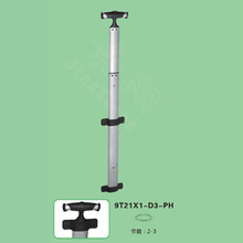 Guangzhou JingXiang Plastic Trolley Bag Handle Telescopic Trolley Handle Parts For Electric Luggage Trolley