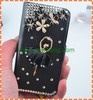 Ballet girl PU Flip Magnetic Leather Wallet Case for iPhone 5 5s