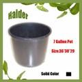 hot 7 gallonen schwarz kunststoff blumentopf liner