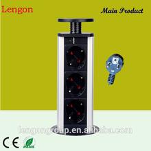 glass socket rj45 wall socket electrical outlet multiple socket