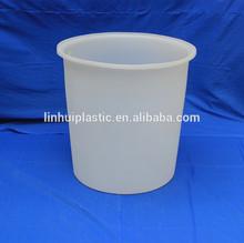HOT! 300l white plastic fish farming tanks pickle barrels for sale