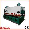 Qc11y atacado hidráulica máquina de corte, hidráulica de corte de barras, miniatura de aço de corte de metal/qc11y 6x2500