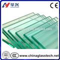 Ce aprobado claro / vidrio tintado de seguridad templado estructura de vidrio