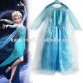 ingrosso congelati Elsa costume per bambina