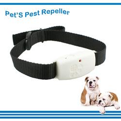Good Quality Auto Anti Ticks Collar Animal Electronic Ultrasonic Pet Repeller To Avoid Mosquito Bites