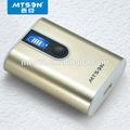 Power bank portátil iphone carregador 5000 mah bateria externa para flash