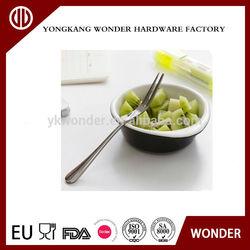Souvenir Stainless steel fork,Dessert fork, fruit fork