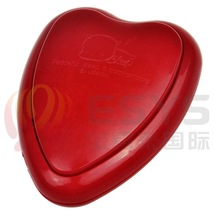 heart recordable sound button boxes with music