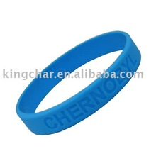 Silicone Wristband & Rubber Bracelet