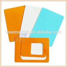 Factory Supply Fashion Design custom cardboard photo frames