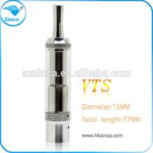 Sinca new VTS atomizer suitable on 650mah/900mah/1100mah/1300mah ego battery ego case latest products in market alibaba co uk