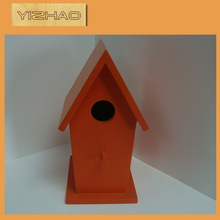 Eco-friendly FSC Hanging Wooden Bird Cage,bird cage/house
