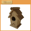 Eco-friendly FSC Hanging Wooden Bird Cage, plastic bird cage trays