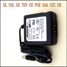 12w usb power adapter with ul/eu/uk/au/ccc plug
