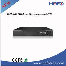 Economic 4ch H.264 OEM, network DVR, POE NVR, plug & play