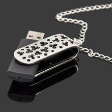 usb flash drive necklace style for men